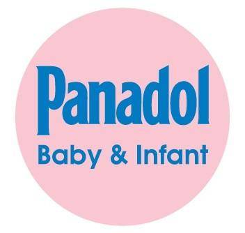 free vector Panadol Baby&Infant logo