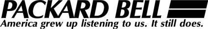 free vector Packard Bell logo