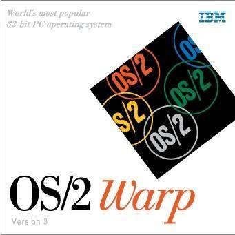 free vector OS2 Warp logo