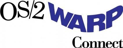 free vector OS2 Warp Connect logo