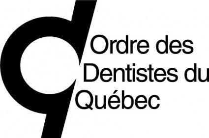 free vector Ordre des Dentistes