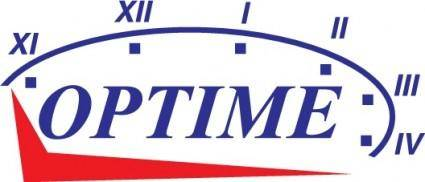free vector Optime logo