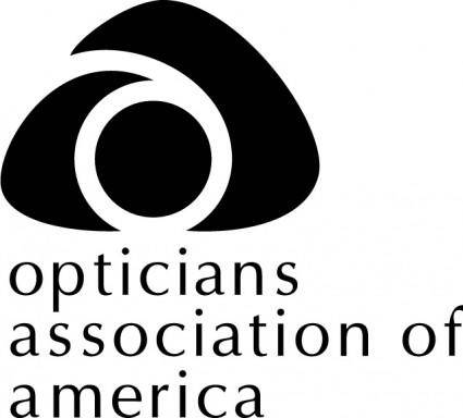 free vector Opticans association logo