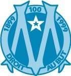 OM centenaire logo