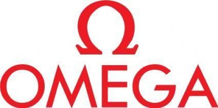free vector Omega logo