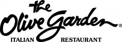 free vector Olive Garden restaurant