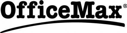 free vector OfficeMax logo