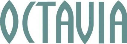 free vector Octavia logo