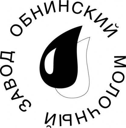 Obninskiy molokozavod logo