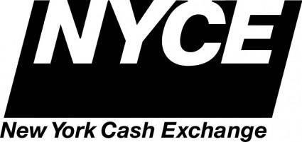 free vector NYCE logo