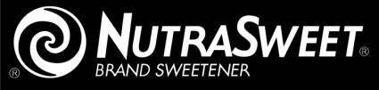 free vector NutraSweet logo