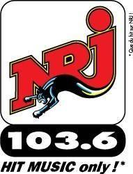 NRJ radio logo