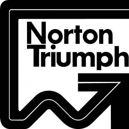 Norton Triumph logo