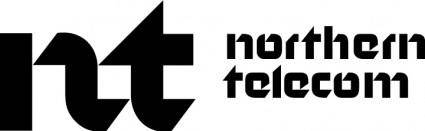 free vector Northern Telecom logo