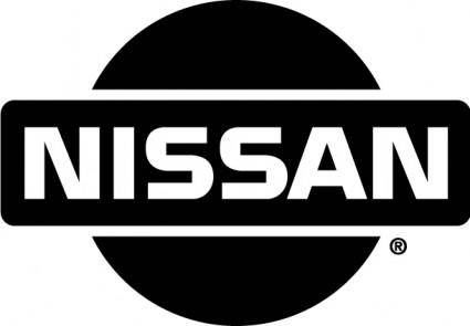 free vector Nissan logo