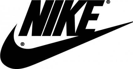 free vector NIKE logo