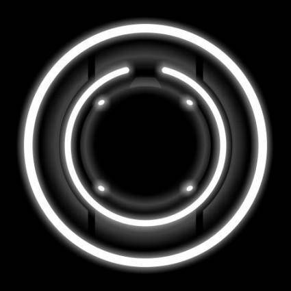 free vector Tron Identity Disc Vector
