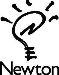 free vector Newton logo