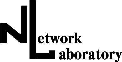 free vector Network laboratory logo