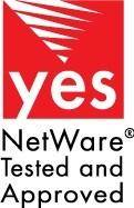 free vector Netware YES logo