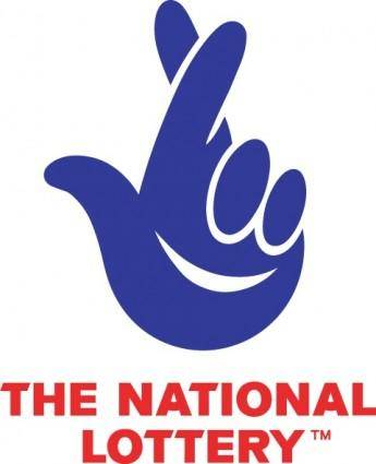 free vector National Lottery logo