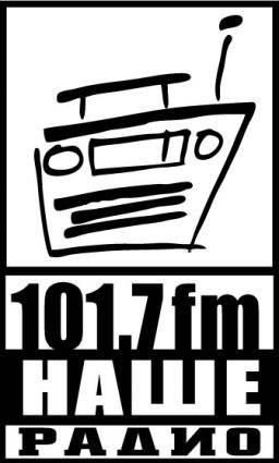 free vector Nashe Radio logo