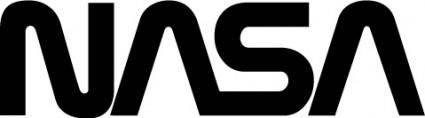 free vector NASA logo