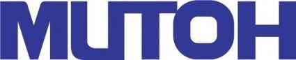 free vector Mutoh logo