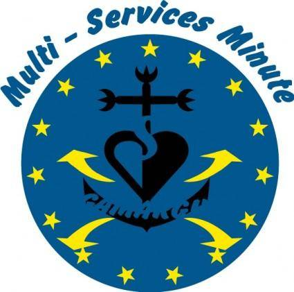 Multi-Services Minute logo