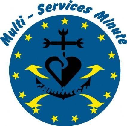 Multi-Services Minute logo