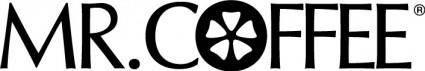 free vector Mr Coffee logo