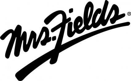 free vector Mrs Fields logo