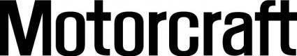 free vector Motorcraft logo