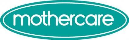 Mothercare logo with oval