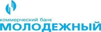 free vector Molodezhniy bank logo
