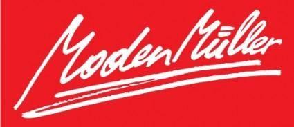 free vector Moden Muller logo
