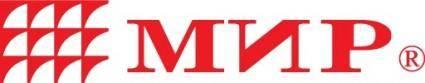 MIR shop logo