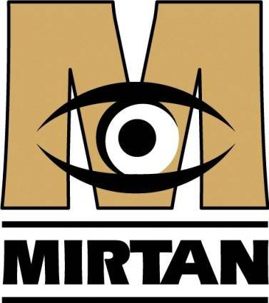 free vector Mirtan logo2