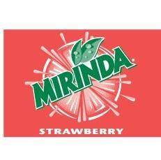 Mirinda Strawberry Logo