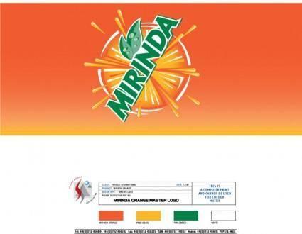 Mirinda master97 logo