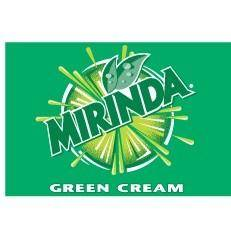 Mirinda GreenCream Logo
