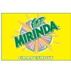Mirinda Grapefruit Logo