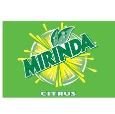 free vector Mirinda Citrus Logo