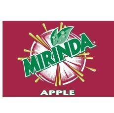 Mirinda Apple Logo