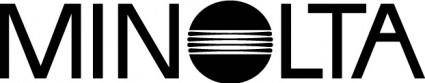 free vector Minolta logo