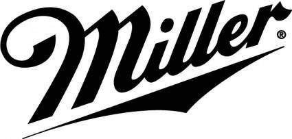 free vector Miller logo