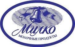 free vector Milko logo