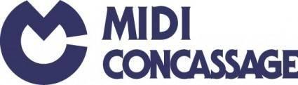 Midi Concassage