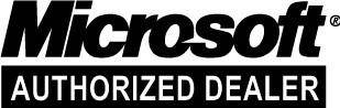 Microsoft Authorized dealer