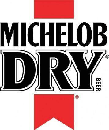 free vector Michelob Dry beer logo